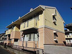 千葉県佐倉市大崎台2丁目の賃貸アパートの外観