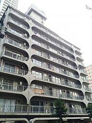 南堀江スカイハイツ[8階]の外観