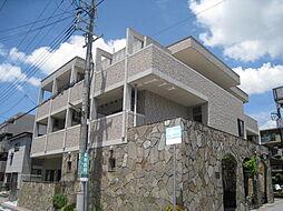 兵庫県神戸市東灘区森南町3丁目の賃貸マンションの外観