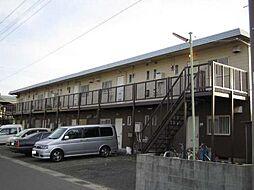 神奈川県高座郡寒川町大曲3丁目の賃貸アパートの外観