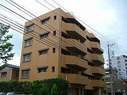 パークハイツ三萩野[3階]の外観