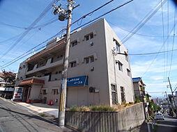 兵庫県神戸市長田区長尾町2丁目の賃貸マンションの外観
