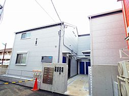 東京都小平市学園西町1丁目の賃貸アパートの外観