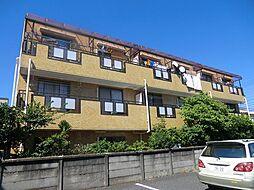 東京都立川市錦町4丁目の賃貸マンションの外観