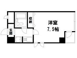FIDUCIA[2階]の間取り