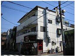 東京都練馬区旭丘2丁目の賃貸マンションの外観