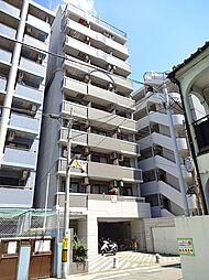 福岡県福岡市中央区荒戸1の賃貸マンションの外観