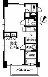 レジディア代々木II[3階]の間取り