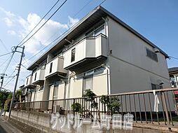 鈴木ハイツ2[1階]の外観