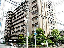 大阪府大阪市生野区新今里6丁目の賃貸マンションの外観