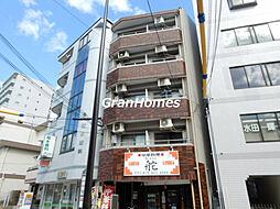 兵庫県明石市西新町2丁目の賃貸マンションの外観