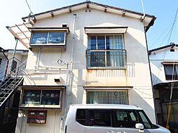 田崎アパート[202号室]の外観