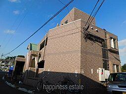 スターダスト日光台C棟[3階]の外観