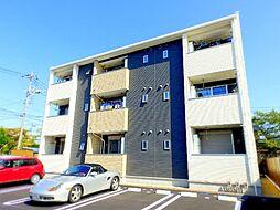 チェリーコート104 A棟[2階]の外観