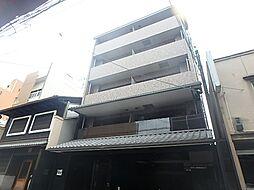 リーガル京都烏丸東。[201号室号室]の外観