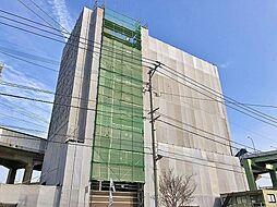 ウイングス西小倉[3階]の外観