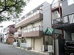 徳廣マンション[3階]の外観