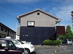 佐賀県佐賀市兵庫南4丁目の賃貸アパートの外観