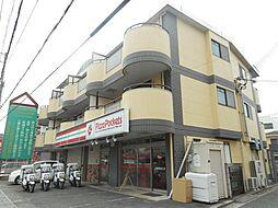 大阪府堺市西区鳳南町4丁の賃貸マンションの外観