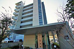 宮城県仙台市青葉区米ケ袋2丁目の賃貸マンションの外観