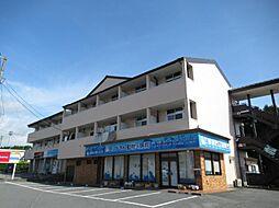 静岡県御殿場市萩原の賃貸アパートの外観