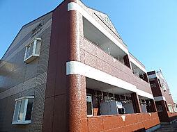 ブラウンヒルズ[2階]の外観
