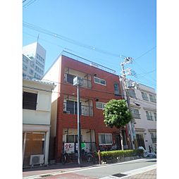 マンション北沢[3階]の外観