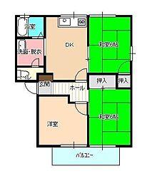 櫛原駅 3.8万円