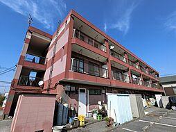千葉県市原市惣社2丁目の賃貸マンションの外観