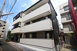 東京都江東区大島8丁目の賃貸アパートの外観