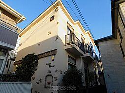 神奈川県川崎市麻生区上麻生7の賃貸アパートの外観