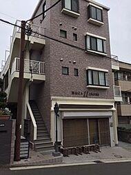 第11西山ビルエルム大倉山[203号室]の外観