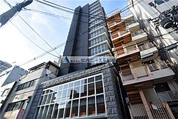 大阪府大阪市天王寺区玉造本町の賃貸マンションの外観