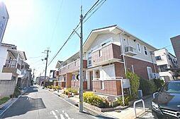 近鉄南大阪線 河内天美駅 徒歩24分の賃貸アパート