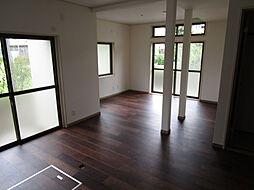 福岡市早良区重留1丁目 戸建て 5LDKの居間