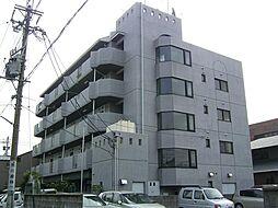 愛知県名古屋市中川区露橋1丁目の賃貸マンションの外観