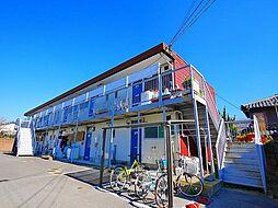 奈良県奈良市西笹鉾町の賃貸アパートの外観