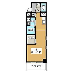 サン・丸の内三丁目ビル[5階]の間取り