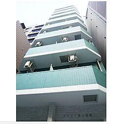 クレシア東心斎橋[4階]の外観