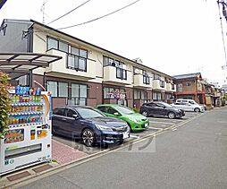 京都府京都市上京区七本松通下立売上る七番町の賃貸アパートの外観