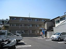 大阪府東大阪市上小阪2丁目の賃貸アパートの外観