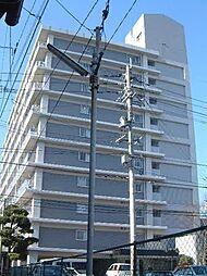 サンリラ駅前[4階]の外観