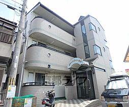 大阪府枚方市田口の賃貸マンションの外観