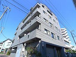 クリスタルSUN梅島[302号室]の外観