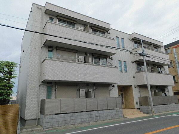 千葉県松戸市千駄堀の賃貸アパート