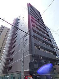 ラヴ心斎橋ウエスト[4階]の外観