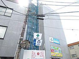 東京都足立区千住宮元町の賃貸マンションの外観