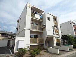 ガレット海神A棟[2階]の外観