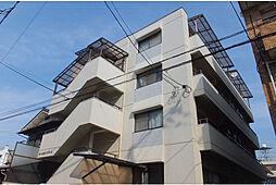 広島県広島市西区楠木町4丁目の賃貸マンションの外観