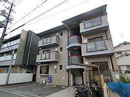 ハピネス茨木[3階]の外観